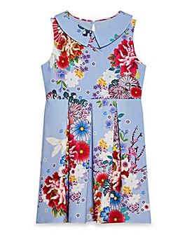 Yumi Girl Japanese Garden Dress