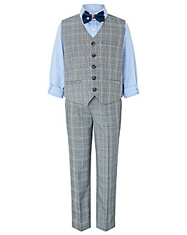 Monsoon Nile 4Pc Waistcoat Set