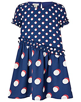 Monsoon Kenzie Spot Dress