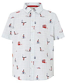 Monsoon Reggie London Check Shirt