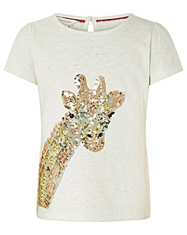 Monsoon Ginny Giraffe Top