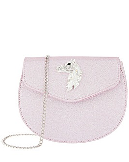 Monsoon Mystique Diamante Unicorn Bag