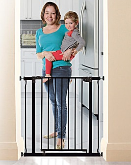 Dreambaby Pressure Mounted Safety Gate with Stay-Open Feature