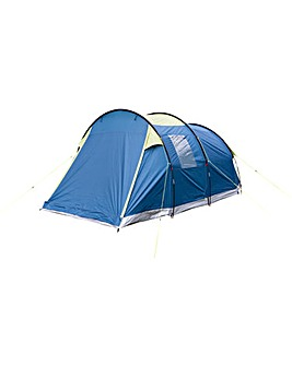 Trespass Caterhun 4 Man Tent - Deep Teal