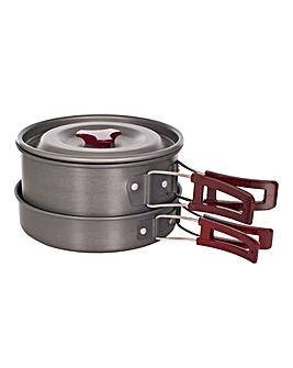 Trespass Reheat Cooking Set