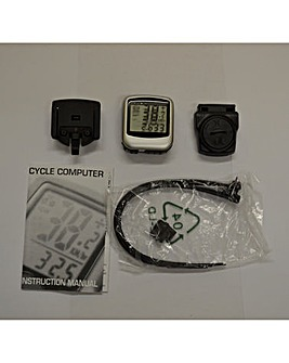 Bitech Wireless Cycle Computer