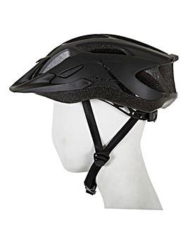 ETC Black Helmet 53-58cm