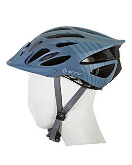 ETC Helmet 53-58cm BLUE/BLUE