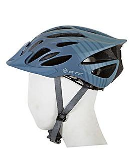 ETC Helmet 58-61cm BLUE/BLUE