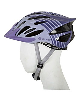 ETC Helmet 53-58cm Purple