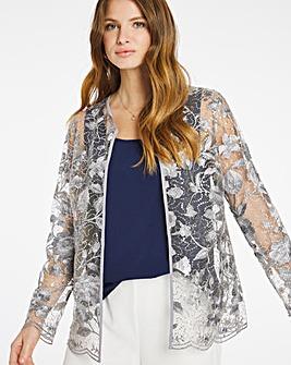 Nightingales Embroidered Jacket