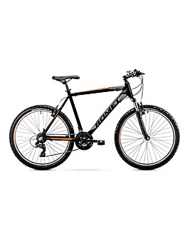 Romet Rambler R6.1 Mens Mountain Bike 15'' Frame 26'' Wheel