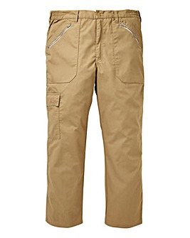 Premier Man Action Trousers 29in