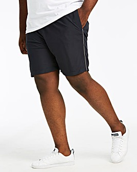 Navy Leisure Shorts