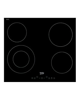 Beko HIC64402T Touch Control Ceramic Hob