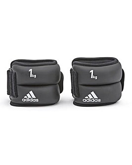Reebok 1kg Wrist and Ankle Weights