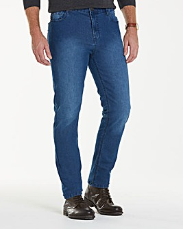 Slim Fit Jeans 33 in
