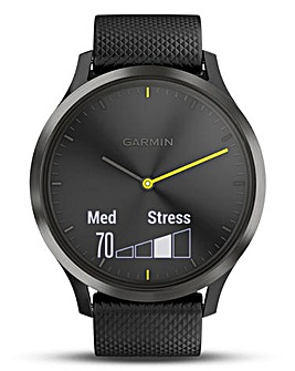 Garmin Vivomove Black Activity Tracker