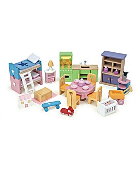 Le Toy Van Starter Furniture Set