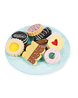 Le Toy Van Biscuit & Plate Set
