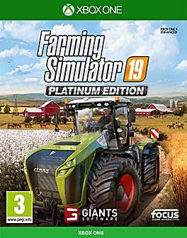 Farming Simulator 19 Platinum Edition XB