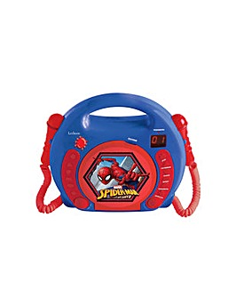 Lexibook Spider Man CD Player
