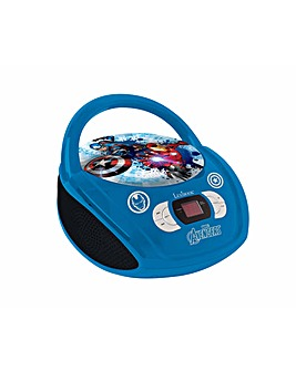 Lexibook Avengers Radio CD Player