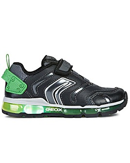 Geox Junior Android F Fit Sport Trainers