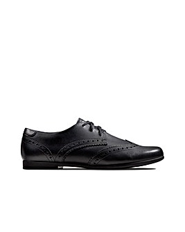 Clarks Scala Lace K G Fitting