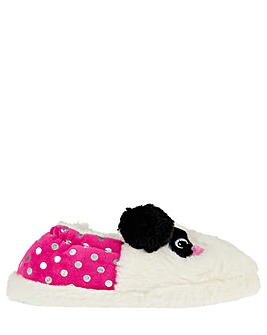 Accessorize Pippa Panda Slipper