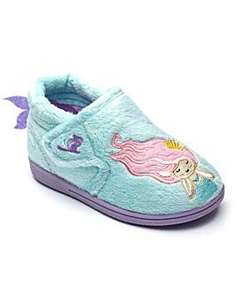 Chipmunks  Mermaid Slippers