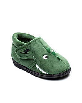 Chipmunks  Dinosaur Slippers