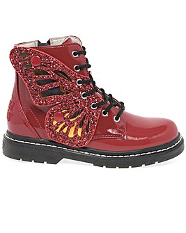 Lelli Kelly Fairy Wings Mid Girls Boots