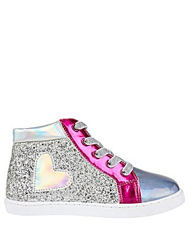 Accessorize High Top Trainer