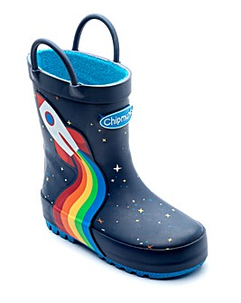 Chipmunks Orbit Wellingtons