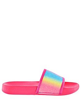 Accessorize Bright Glitter Slider