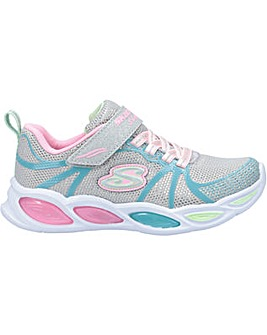 Skechers S Lights Shimmer Beams Trainer