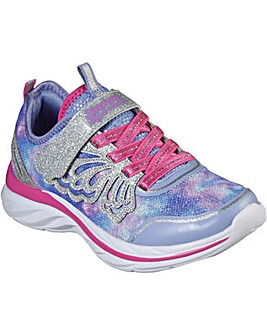 Skechers Quick Kicks Fairy Glitz Trainer