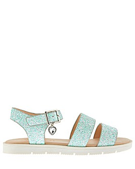 Monsoon Edie Frosted Glitter Sandal