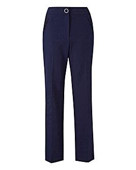 Straight Leg Tailored Trouser Reg