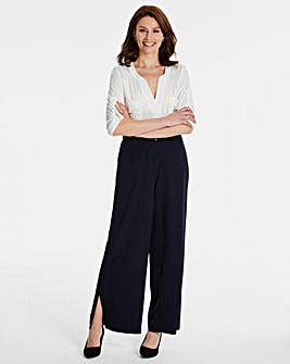 All Occasion Wide Leg Trousers