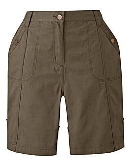 Laundered Cargo Shorts