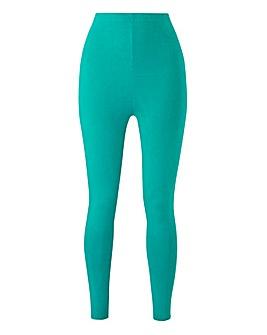 Essential Stretch Jersey Leggings Long