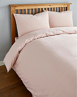 200 TC Plain Dye Percale Duvet