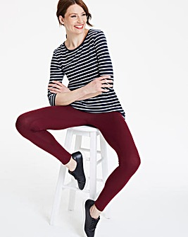 Petite Essential Stretch Jersey Leggings