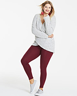 Essential Stretch Jersey Leggings Reg