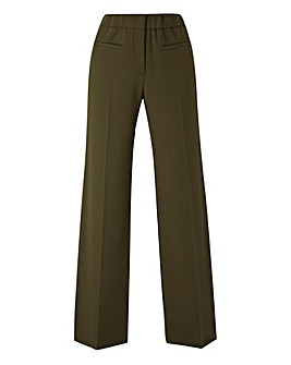 Magisculpt Wide Leg Tailored Trousers Regular