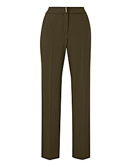 Petite Magisculpt Tapered Trousers