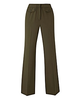 Magisculpt Bootcut Tailored Trousers Long