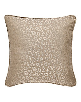 Leopard Filled Cushion